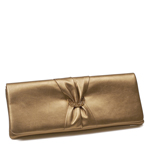 Touch Ups Womens Loretta Bronze Synthetic   Evening and Prom Handbags