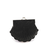 Touch Ups Womens Victoria Black Synthetic   Evening and Prom Handbags