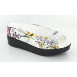 Helens Heart Womens CFW-8127-27 Floral Synthetic Wedge Casual Shoes