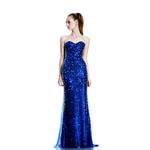 Johnathan Kayne Womens 533 Royal Sequin  Prom Dresses