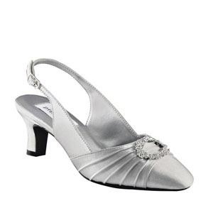 25f38b1e19b Satin Womens Pumps Style Ann by Dyeables