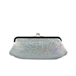 Touch Ups Womens Farah Silver/Multi Synthetic   Evening and Prom Handbags