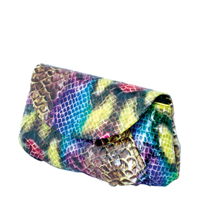 Touch Ups Womens Nakita Multi-Color Synthetic   Evening and Prom Handbags