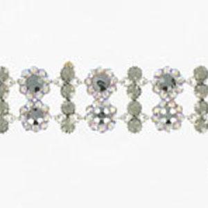 Jewelry by HH Womens JB-P001968 hematite Beaded   Bracelets Jewelry